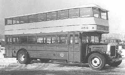 1927 Yellow Coach DD