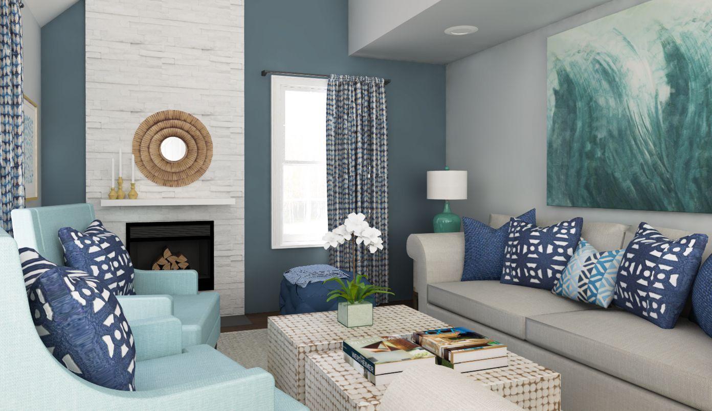 Online Interior Designer Beach Decor Living Room