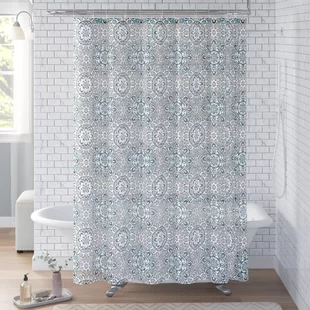 Shower Curtains You Ll Love Wayfair Vinyl Shower Curtains