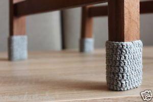 Gut gemocht Stuhlbeinsocken Stuhlbeinsocke Stuhl-Socken Möbelgleiter PV59