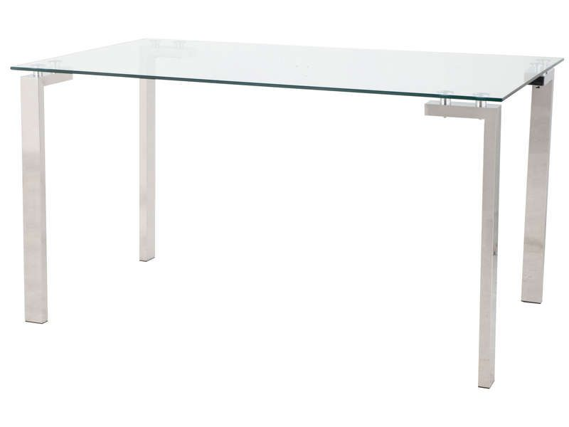 Table 140 Cm Claire Vente De Table De Cuisine Conforama