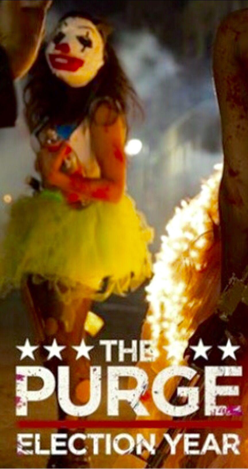 The Purge Election Year Halloween Costume