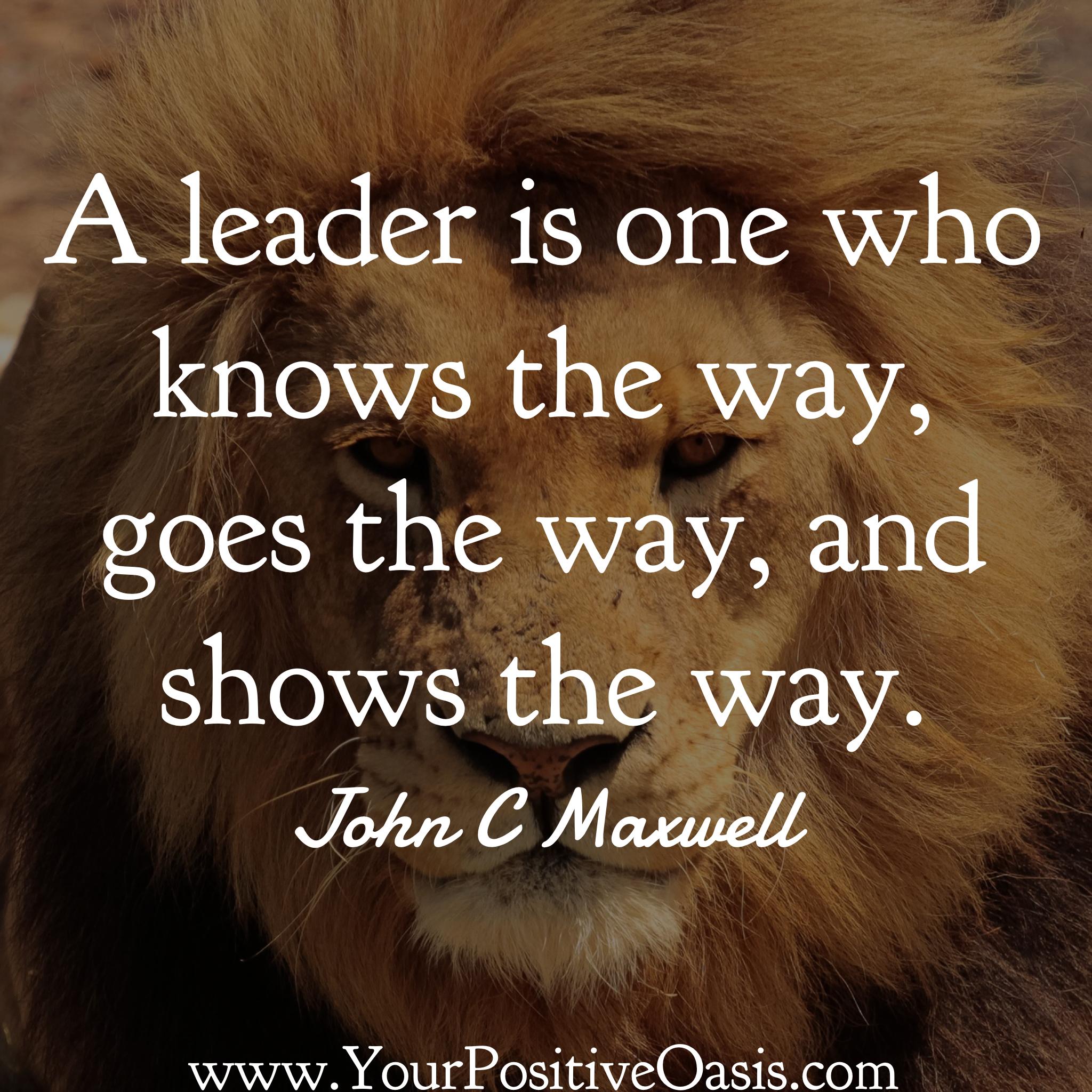 30 Inspirational John C Maxwell Quotes Leadership Pinterest