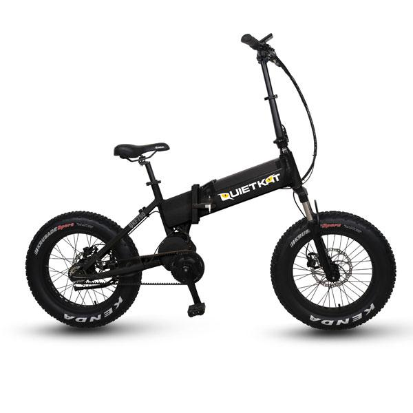 Folding Bike With Fat Tires