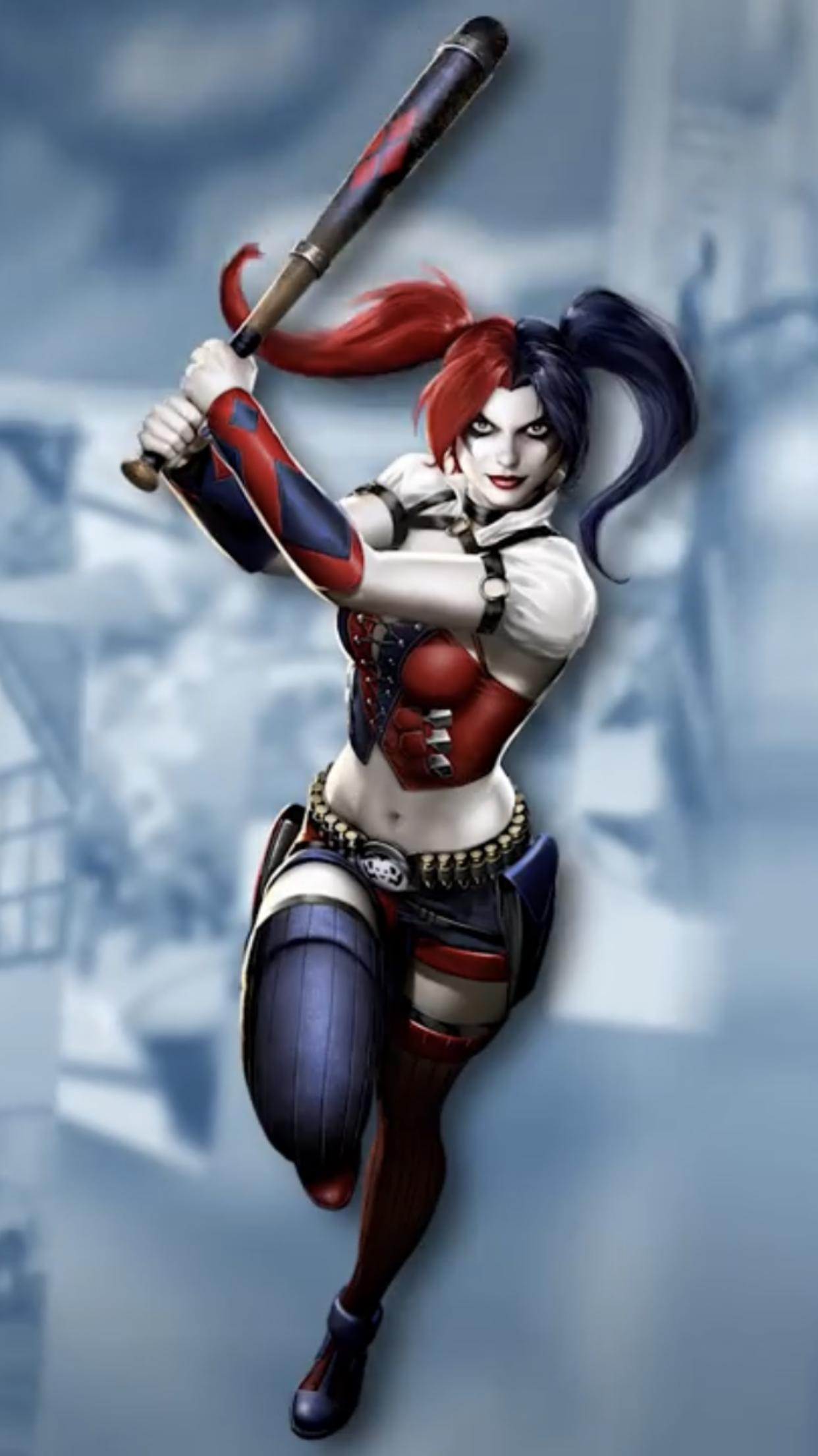 Pin on Harley Quinn♣♦