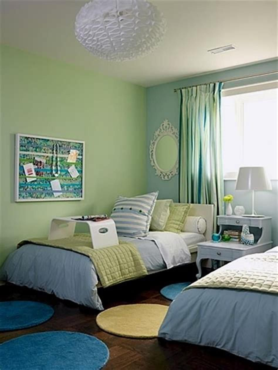 50 most popular bedroom paint color combination for kids on interior wall paint colors 2021 id=23340