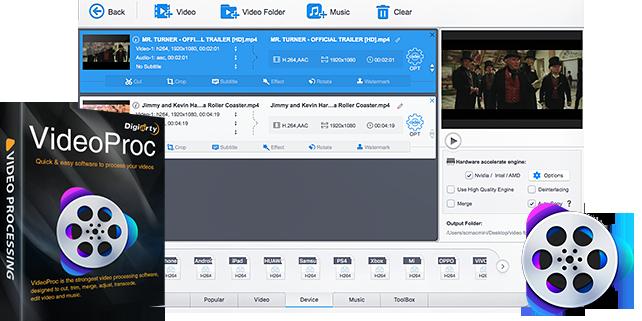 VideoProc 3.5 Full + Mac Free Download [Torrent] Windows