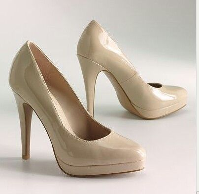 Queenie Silver Glitter 4 High Heel Platform Sandal Sweet