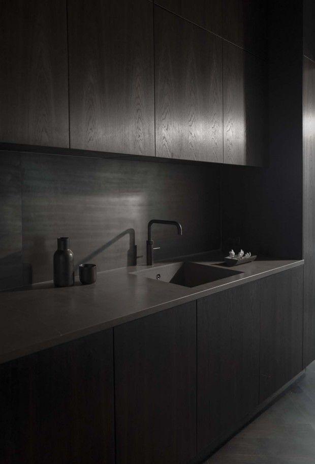 Aménagement et décoration par Norm Architects - Journal du Design #dunkleinnenräume