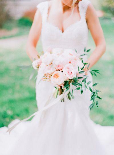 Feminine inspiration shoot: http://www.stylemepretty.com/missouri-weddings/springfield-mo/2014/09/23/fun-and-feminine-wedding-inspiration-shoot/   Photography - Jordan Brittley - http://jordanbrittley.com/