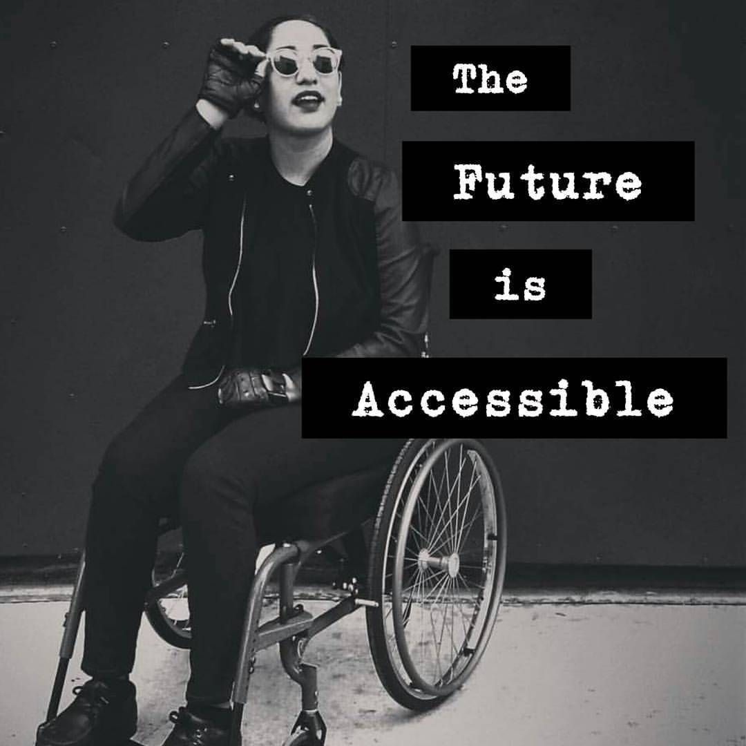 Disability Is Other Segregation >> The Future Is Accessible End The Segregation Between Non Disabled