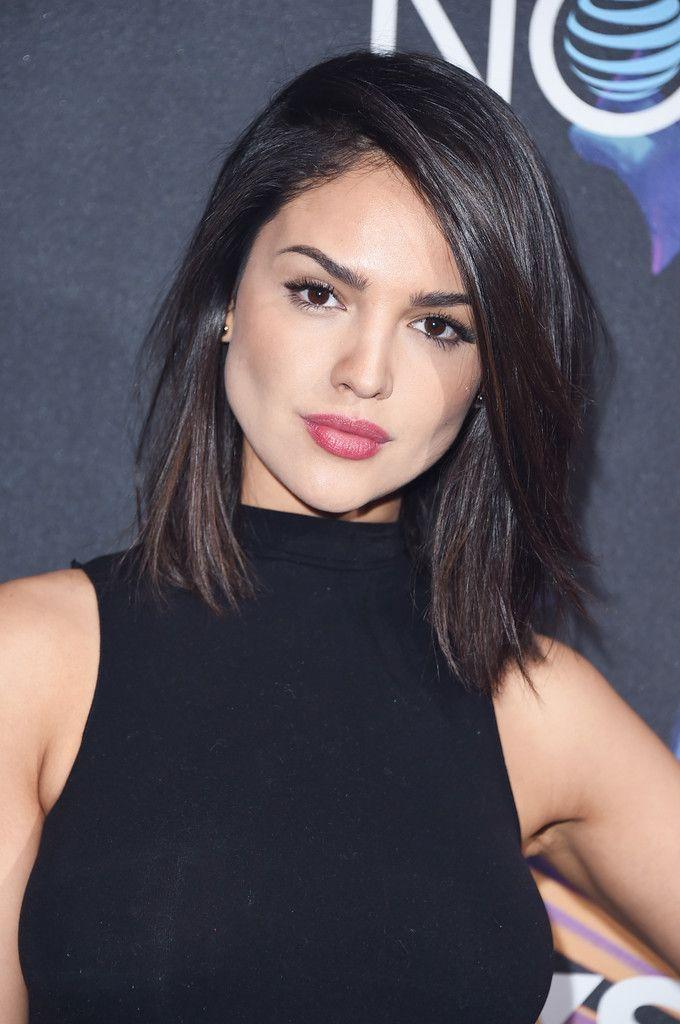 Eiza Gonzalez Mid-Length Bob