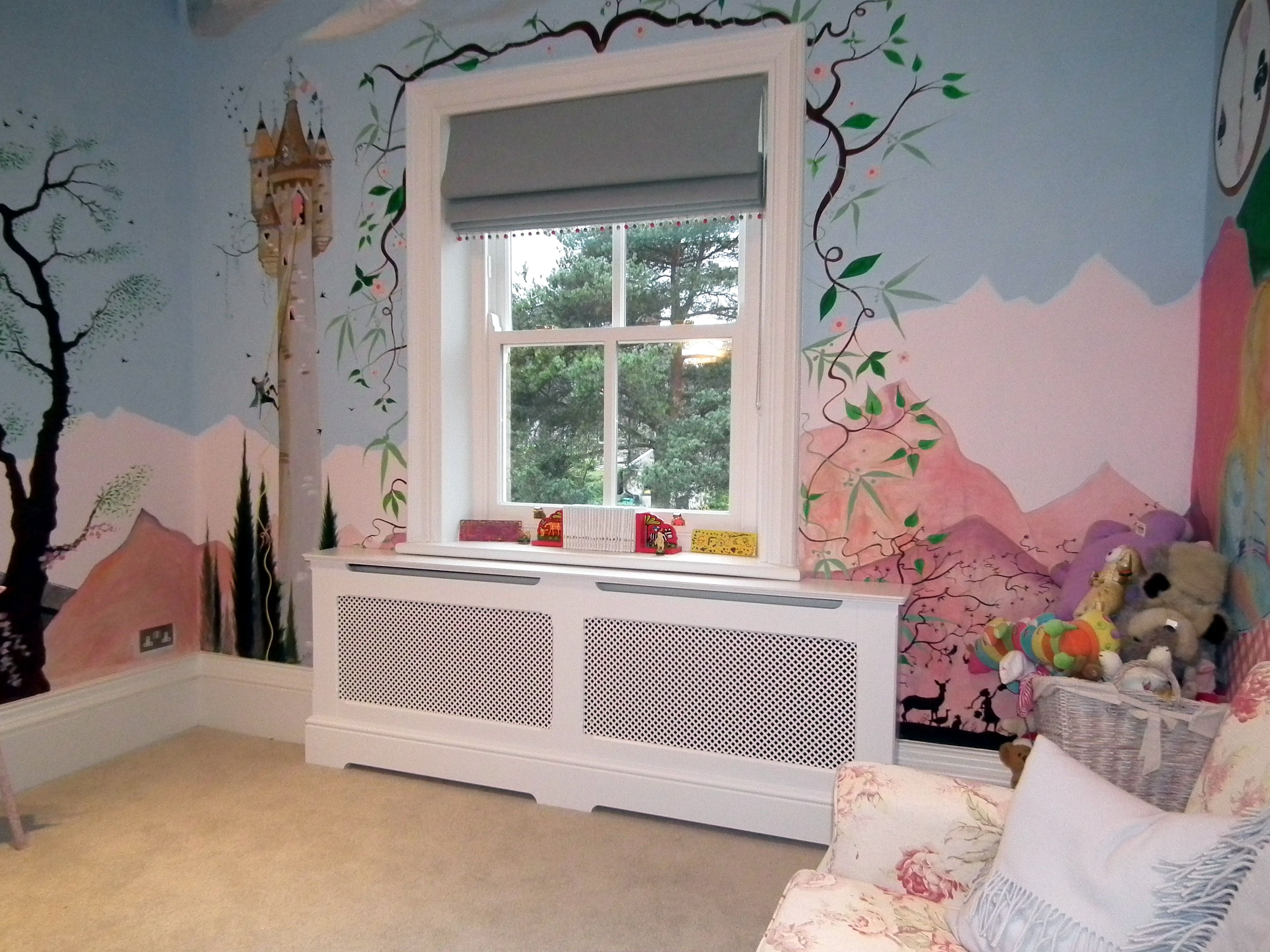 Safety Radiator Cover In Childrenu0027s Playroom Part 82