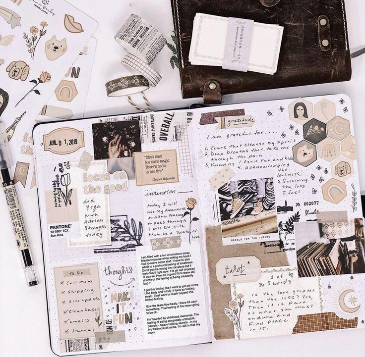 Bullet Journal zum ausdrucken #albumart