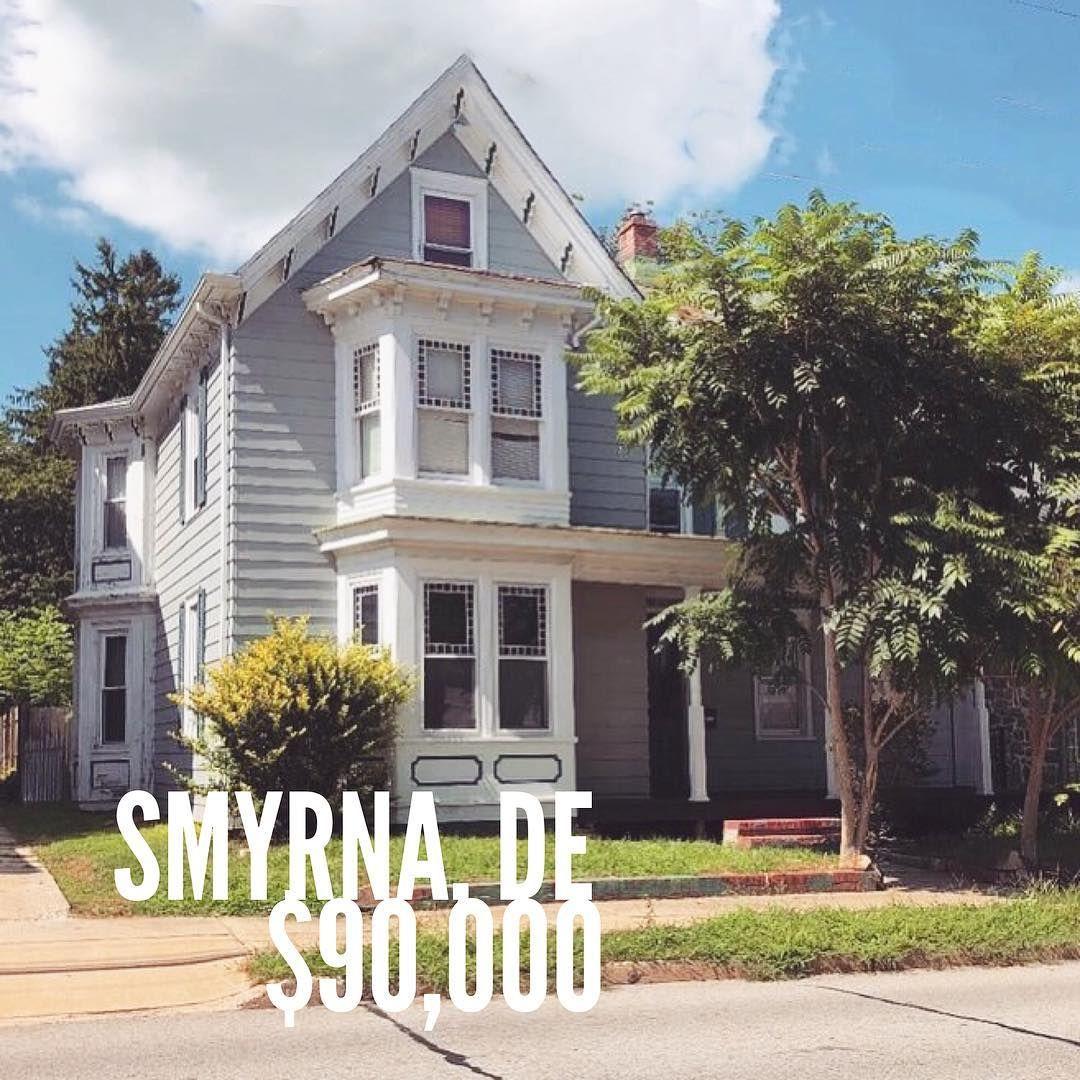 Excellent Cheap Old Houses On Instagram 124 W Commerce St Smyrna Beutiful Home Inspiration Semekurdistantinfo