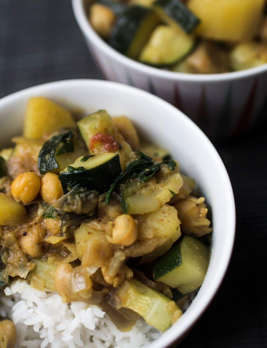 Kichererbsen, Curry, vegan, Food, kochen, Veggie, gesund, healthy, Inspiration, Blog, stryleTZ