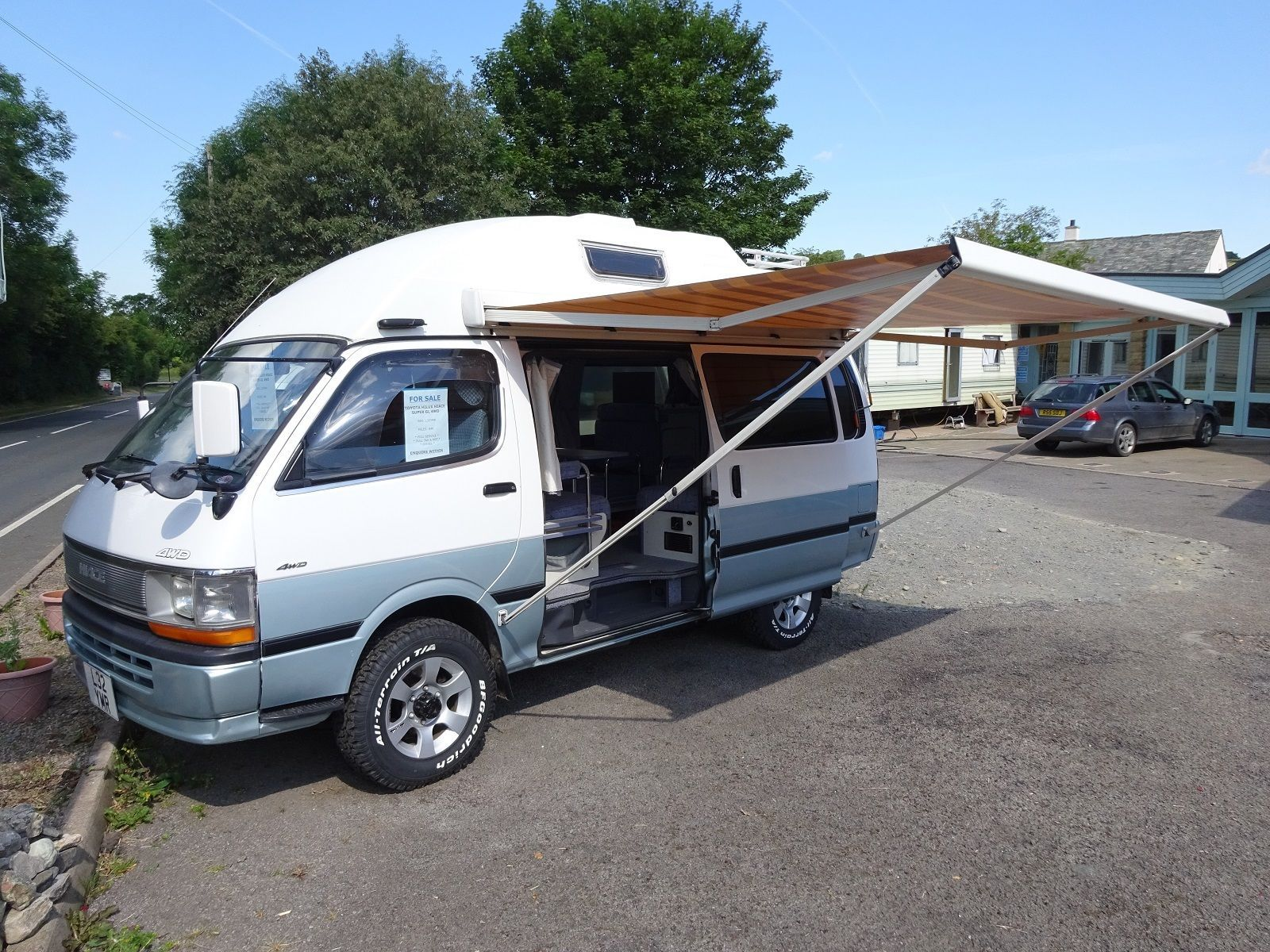 NOW SOLD Toyota Hiace GL 4x4 Campervan SOLD | eBay | mobile