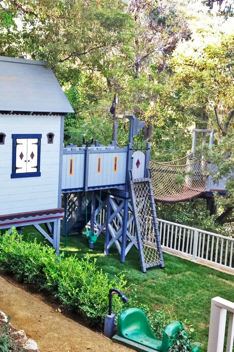 The Best Treehouse Designs That Will Make Your Kids Forget ...