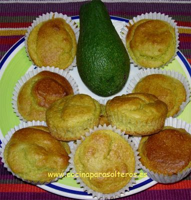 Aguacate Muffins
