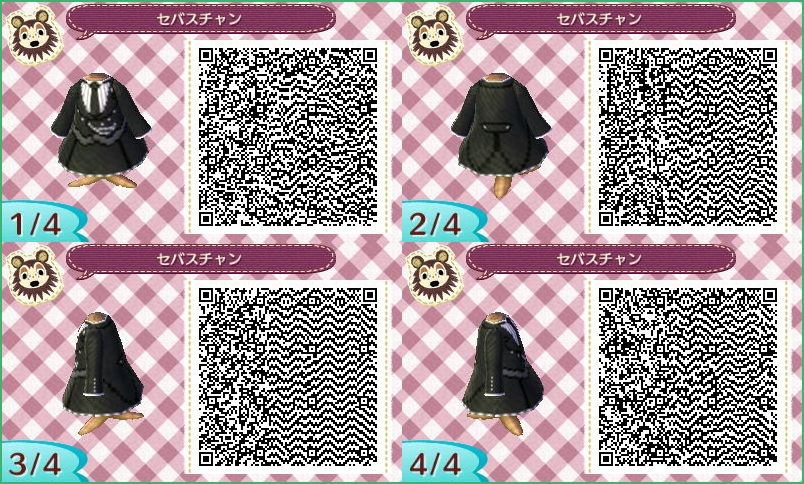 Dapper suit, perfect for cosplay! | Animal Crossing New