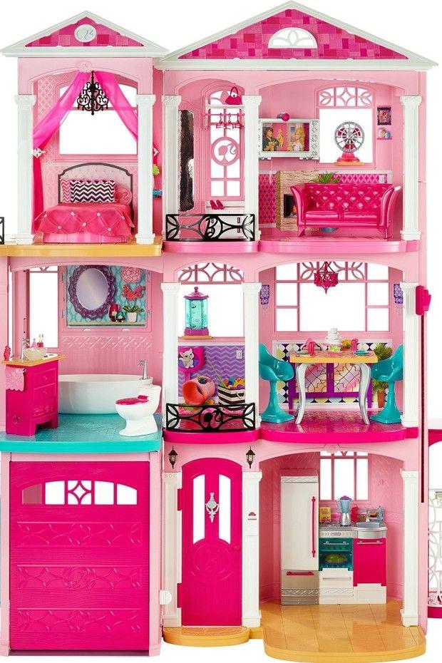 Barbie Dreamhouse 2017 Foto Divulgação