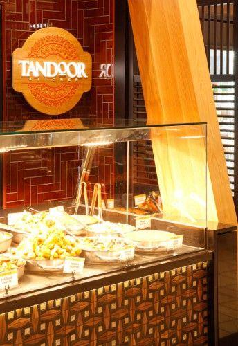 Tandoor Kitchen Crown