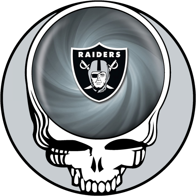 oakland raiders skull logo iron on transfers png 750 750 the rh pinterest nz  raiders skull logo vector
