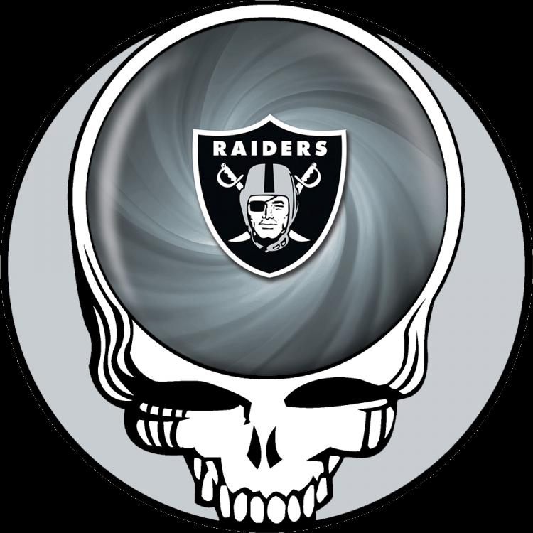 oakland raiders skull logo iron on transfers png 750 750 the rh pinterest com Raiders Logo Stencil rider skull logo vector