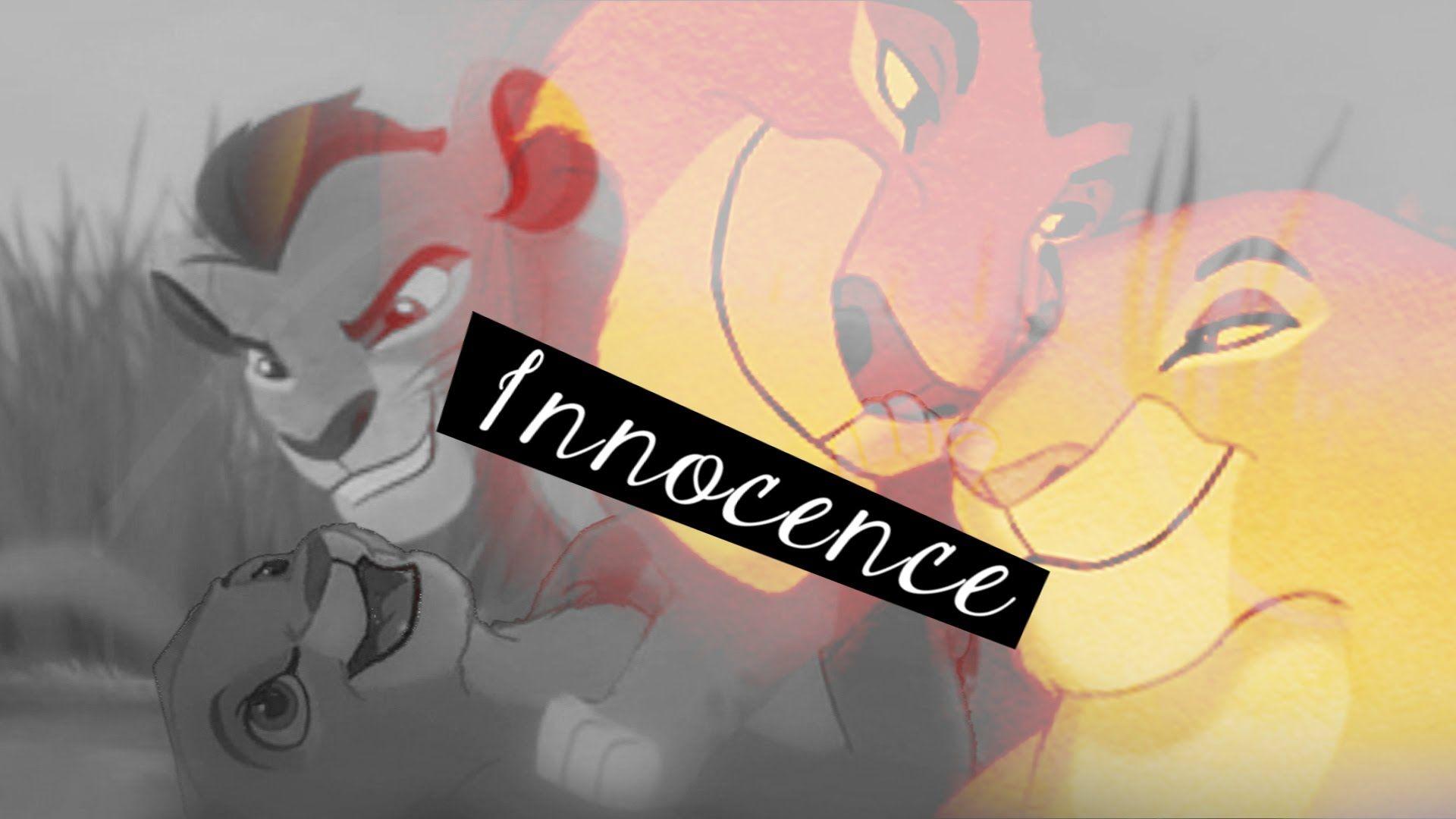 Innocence ( MufasaxSarabi )