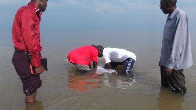 Baptism May 2012, via Flickr.