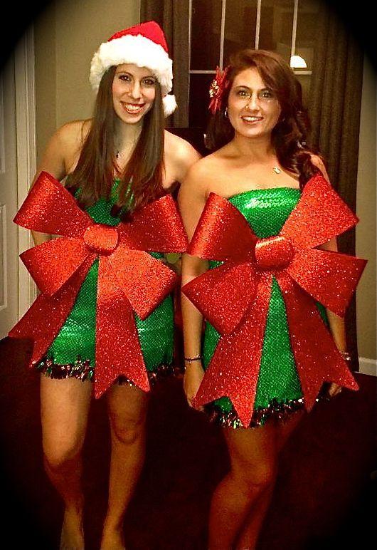 Weihnachten Mit Fantasy.Weihnachts Geschenk Kostüm Selber Machen Christmas Fashion