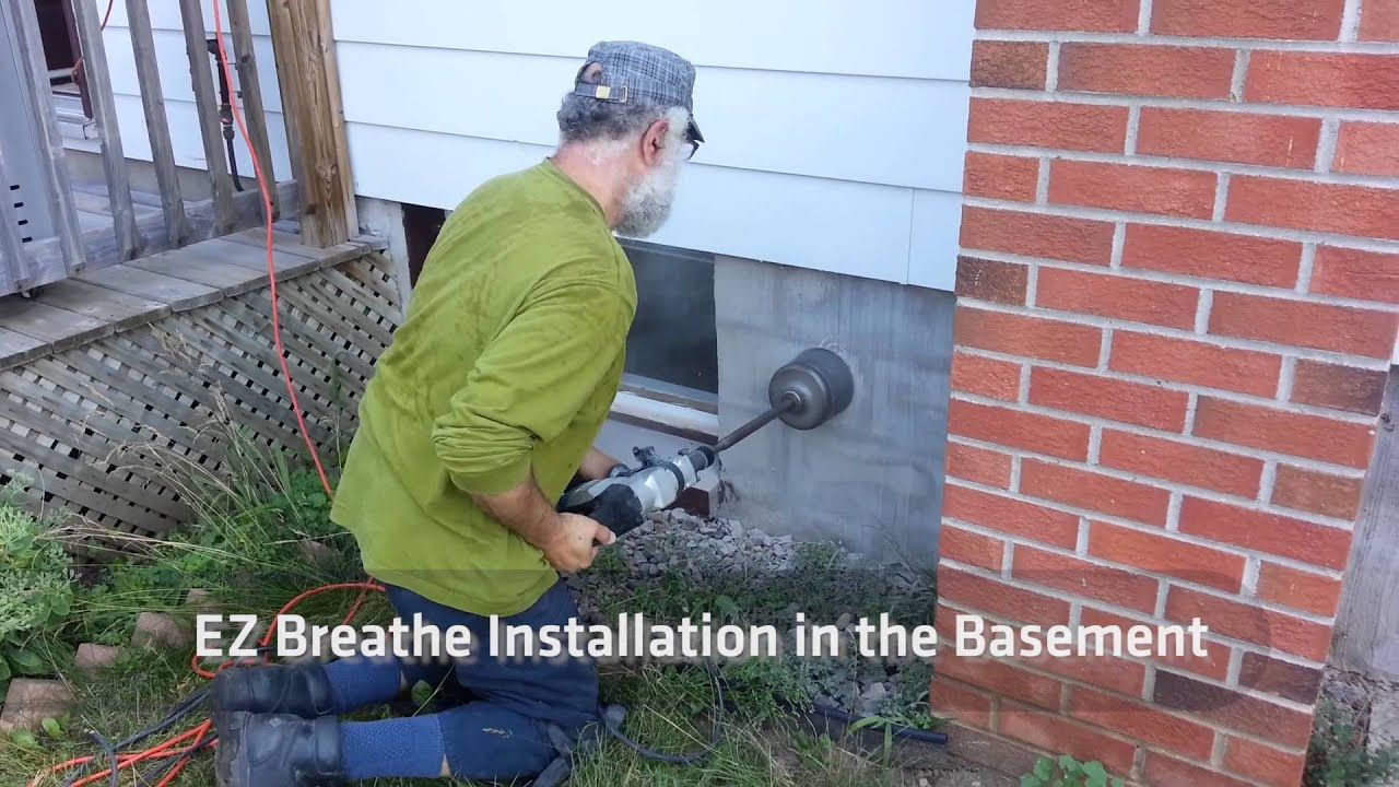 EZ Breathe Ventilation System Installation Instructions