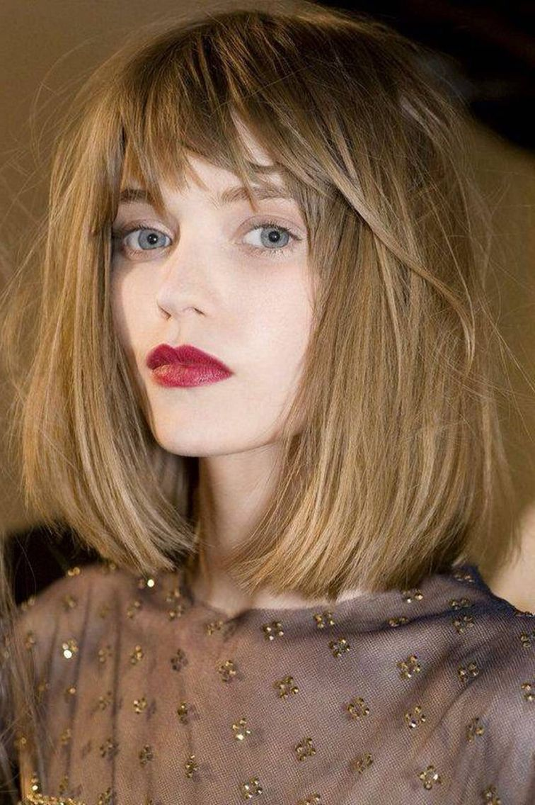 The hair and make up blunt cuts in pinterest hair hair