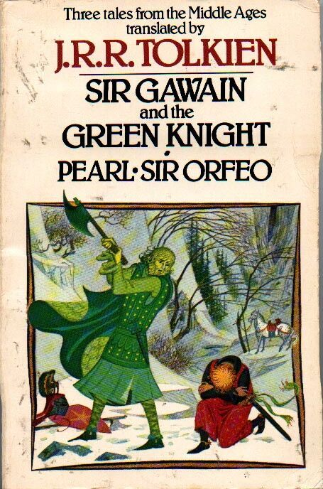 Image result for sir gawain and the green knight tolkien