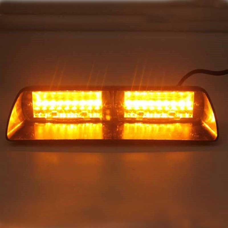 super bright Car Warning Lights VIPER S2 USA 16pcs LED blinking