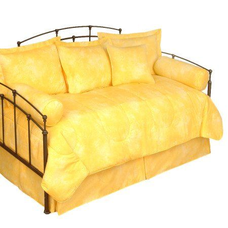 Banana Yellow - Daybed Bedding Set * Check out the image by visiting the link.