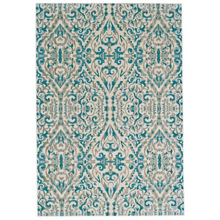 The Keats collection artistically blends soft teals with pops of yellow in an array of designs steeped with abstract appeal and an incredibly soft hand. P...