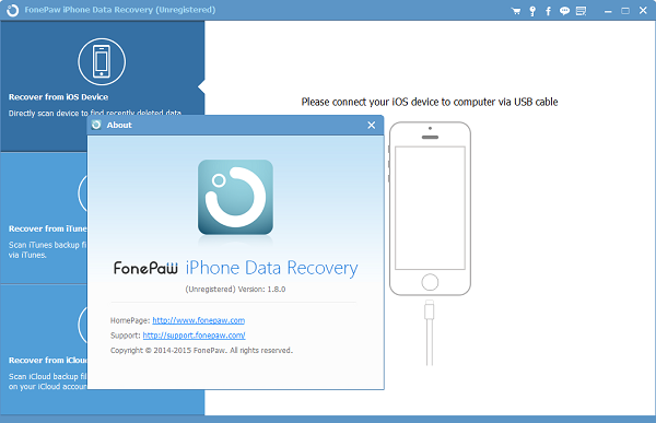 Iphone data recovery registration key | FonePaw iPhone Data Recovery