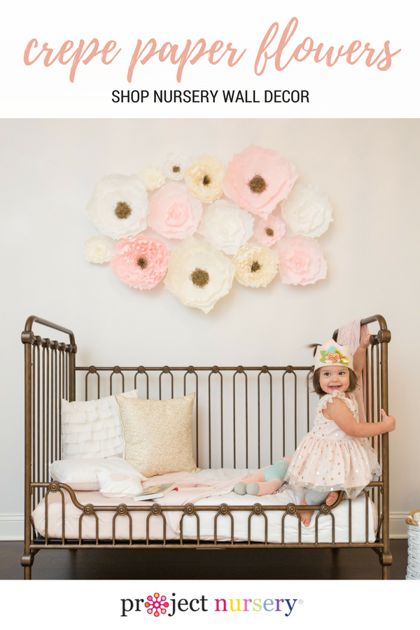 Shop our collection of nursery wall decor, including these gorgeous ...