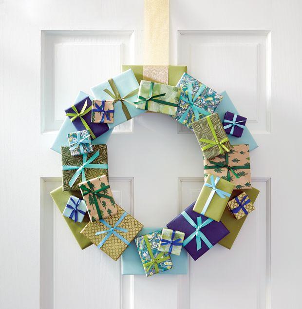 25+ DIY Holiday Wreath Ideas | Christmas wreaths diy, Christmas wreaths indoor, Christmas card ...