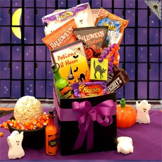 fill their wish this halloween with our potions hexes gift box black gloss gift box potions hexes microwave popcorn - Halloween Gifts Kids