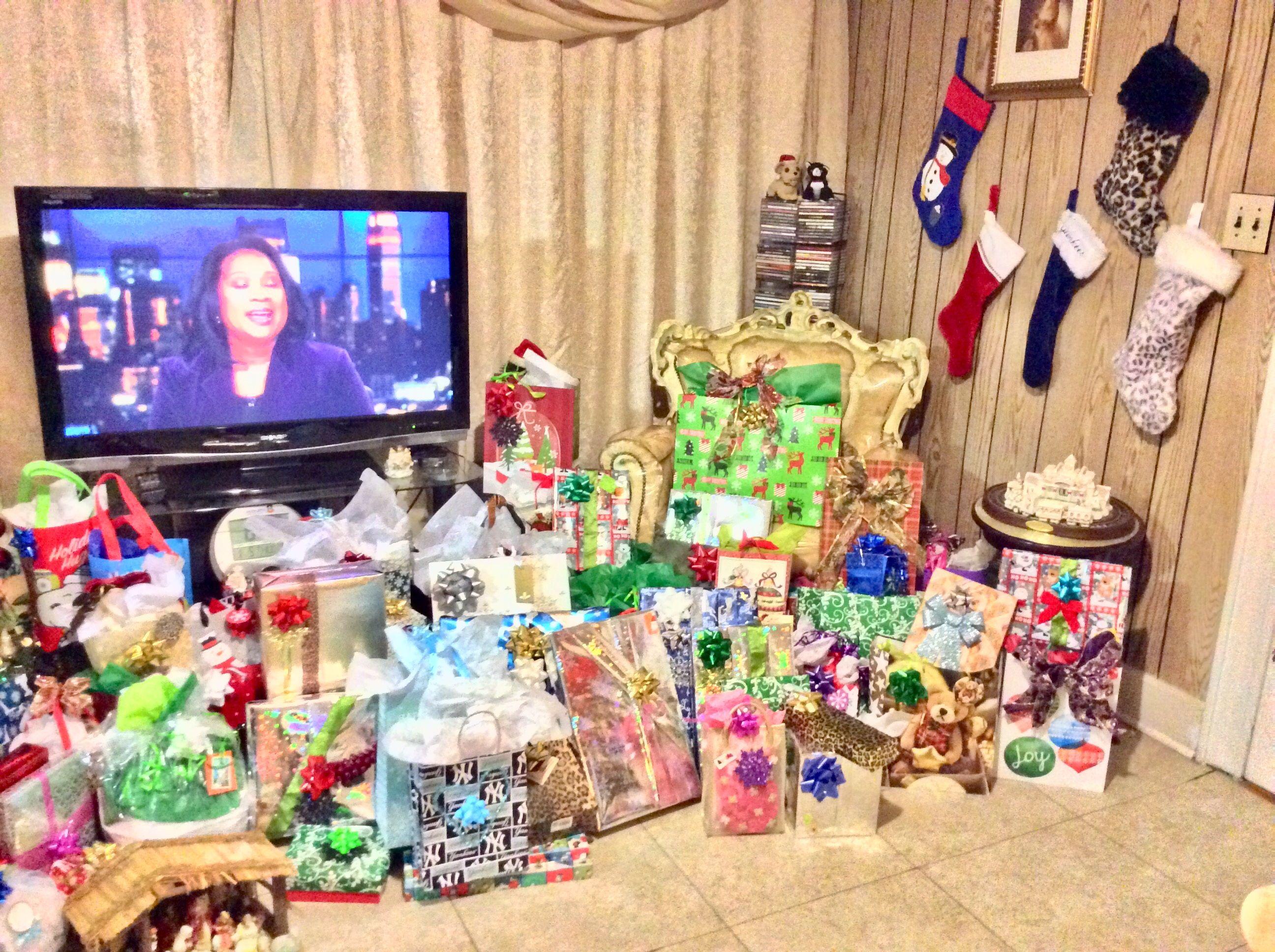 Christmas Gifts Priscilla De Leon Birthday, Desserts