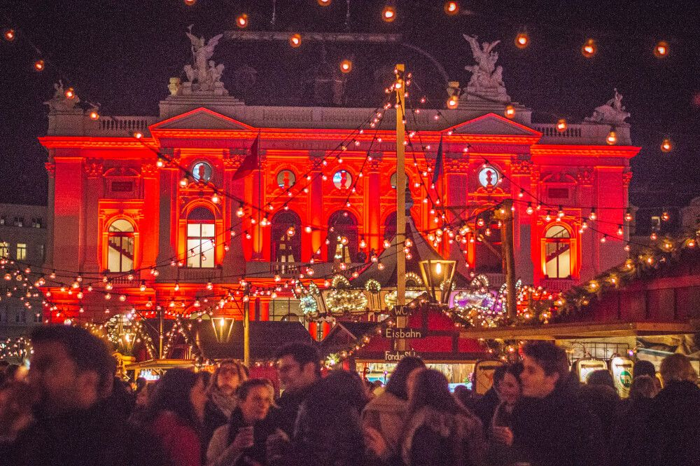 The BEST guide to Zurich Christmas Market in Switzerland, one of the most spectacular Christmas markets in Switzerland. Includes beautiful Zurich photography, things to do in Zurich at Christmas time and more. #europe #travel #christmasmarkets #switzerland