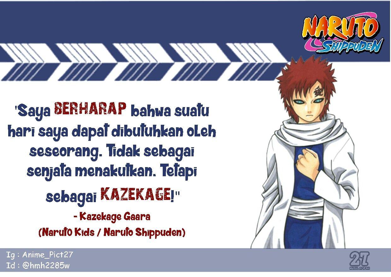 Naruto Kids / Naruto Shippuden Character Kazekage Gaara