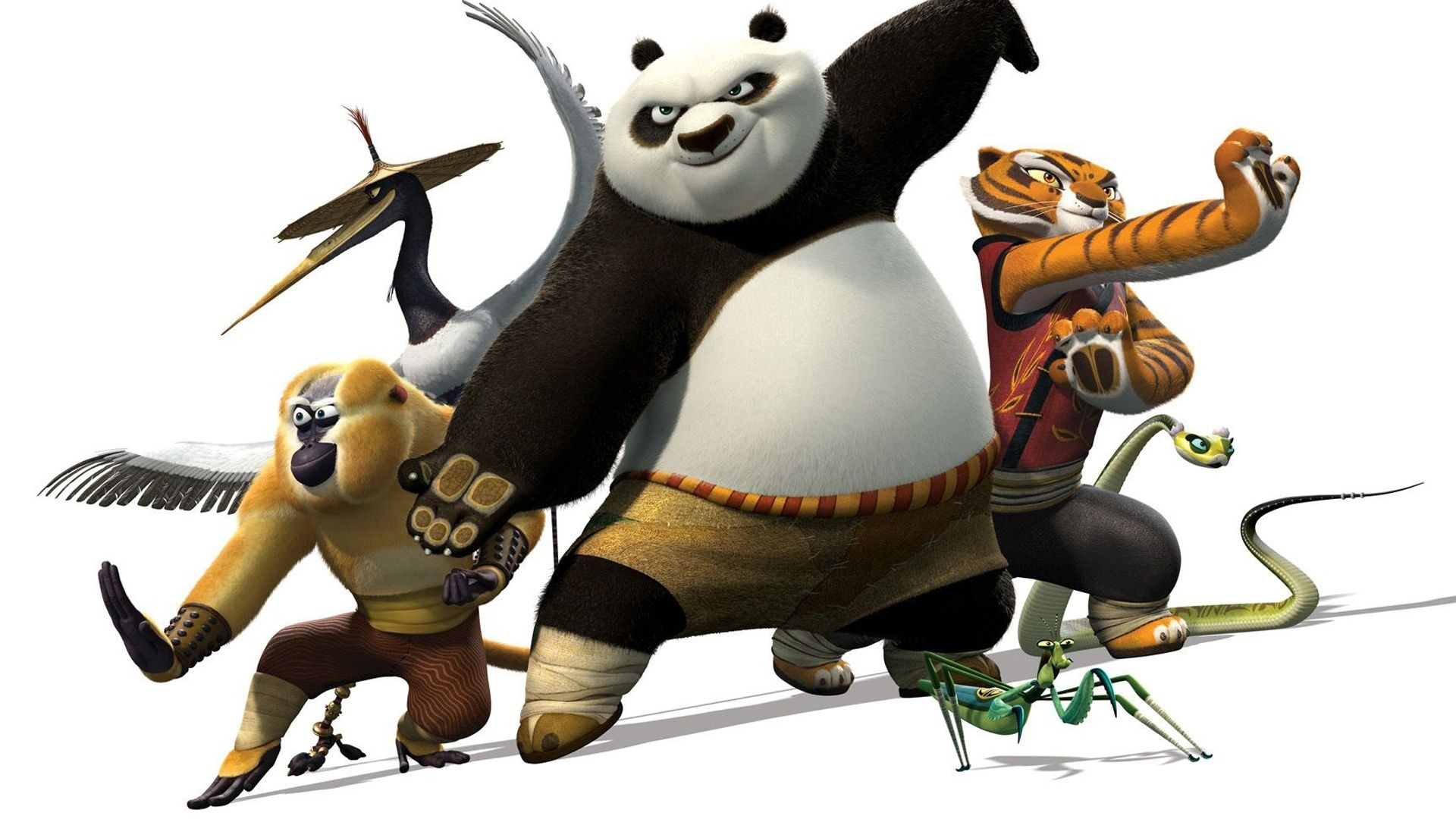kung fu panda tigress - google search | pose reference | pinterest