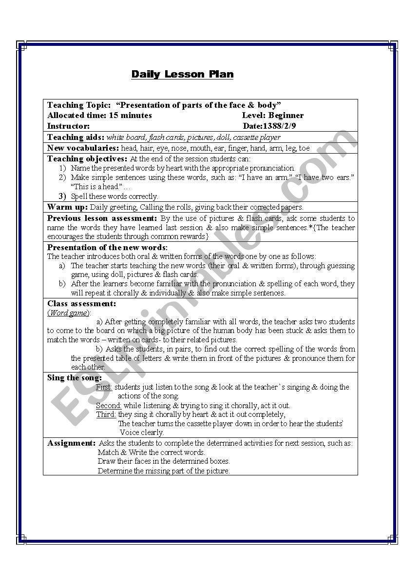 34++ Cheap lesson plans worksheets Wonderful