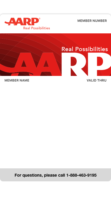 Pin By Pamela O Brien On Aarp Membership Card Aarp This Or That Questions
