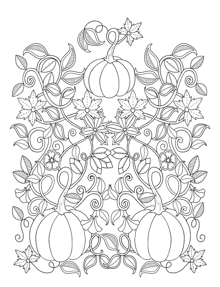 Pin By Jenny Mccomb Clark On Coloring Fall Coloring Pages Cool Coloring Pages Free Coloring Pages