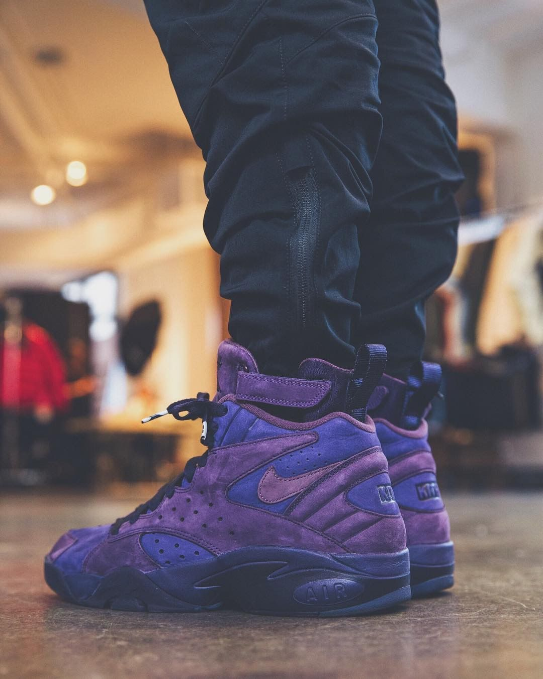 buy online bda5d 36e44 Preview  KITH x Nike Air Maestro II - EU Kicks  Sneaker Magazine