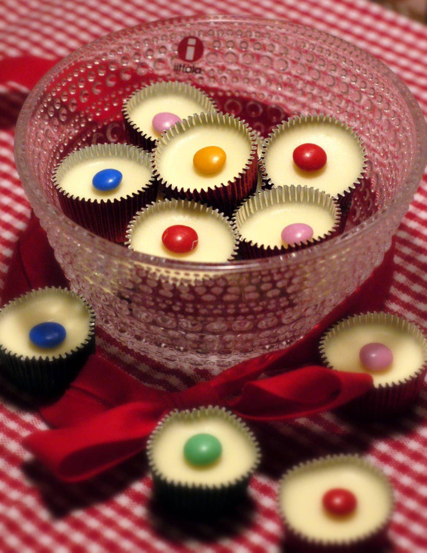 ischoklad med polkagris